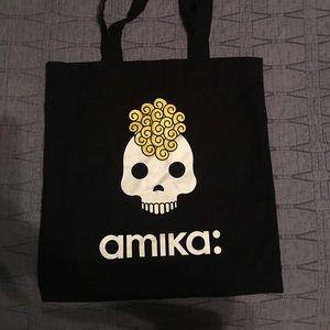 Amika Reusable Tote Bag